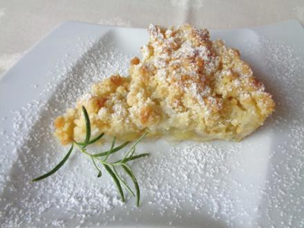 Kleine Trauben - Tarte ... auf mediterrane Art ... - Rezept
