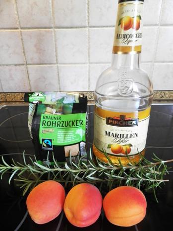 Limetten - Eis mit Olivenöl, Rosmarin - Aprikosen ... und Honig - Gelee - Herzen ... - Rezept - Bild Nr. 142