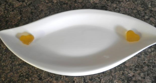 Limetten - Eis mit Olivenöl, Rosmarin - Aprikosen ... und Honig - Gelee - Herzen ... - Rezept - Bild Nr. 154