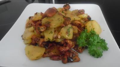 Pfifferling-Kartoffelsalat - Rezept - Bild Nr. 133