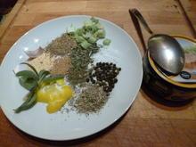 Thunfisch-Gewürzmischung - Rezept