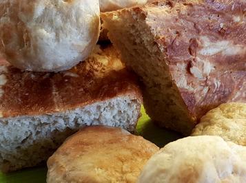 Mazu12-Oliven-Dinkel-Honig-Brot/Brötchen - Rezept - Bild Nr. 145