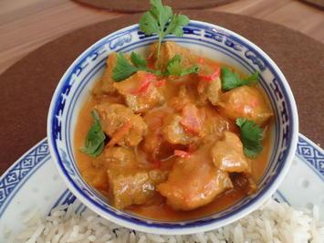 Rezept: Bombay-Curry