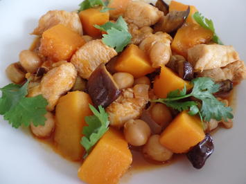 Orientalischer Hühnertopf - Rezept - Bild Nr. 202