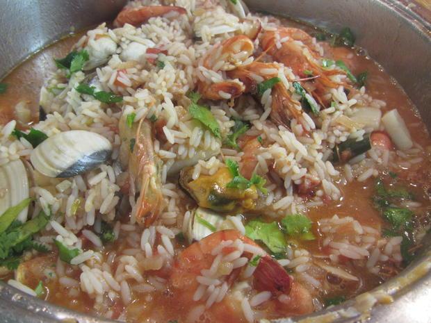 Arroz de Marisco - Portugiesisches Reisgericht mit Meeresfrüchten - Rezept - Bild Nr. 229