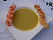 Pastinaken-Kokos-Suppe - Rezept