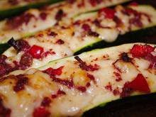 Zucchini mal anders gefüllt - Rezept - Bild Nr. 227