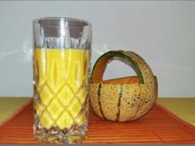 Cantaloupe Melone-Kokos  Smoothie - Rezept - Bild Nr. 227
