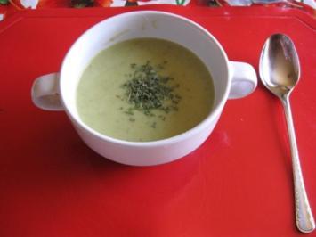 Brokkoli Creme Suppe - Rezept - Bild Nr. 229