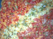 Gemüsepizza - Rezept - Bild Nr. 257