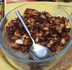 Rezept: Hähnchengeröstel