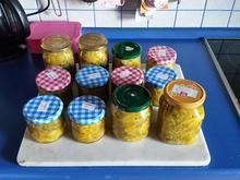Eingekochter Gurkensalat  - Rezept - Bild Nr. 261