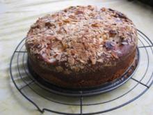 Pfirsich Kuchen mit Marzipanguss - Rezept - Bild Nr. 274