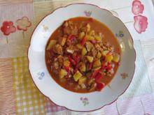 Pikante Fischsuppe - Rezept - Bild Nr. 262