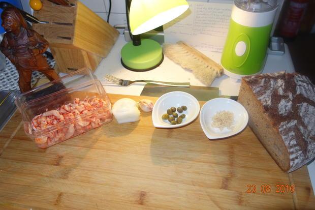Flußkrebse als Abendessen; - Rezept - Bild Nr. 843