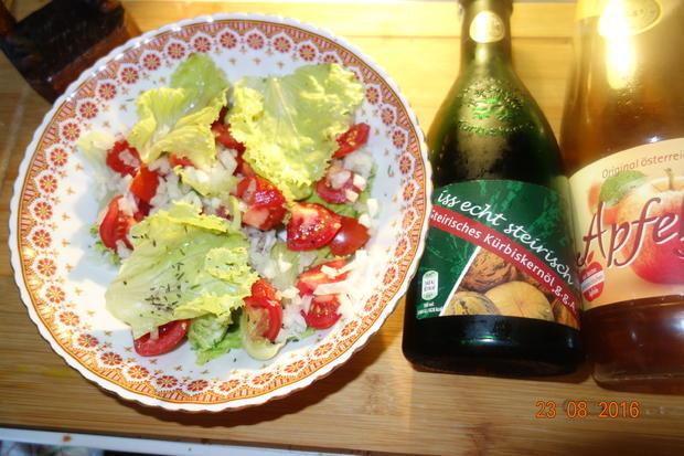 Flußkrebse als Abendessen; - Rezept - Bild Nr. 844