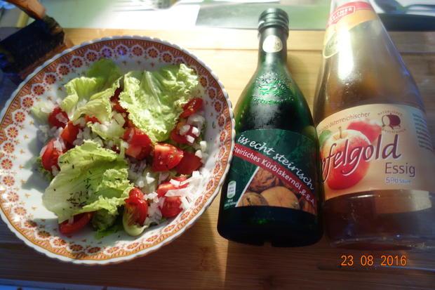 Flußkrebse als Abendessen; - Rezept - Bild Nr. 846