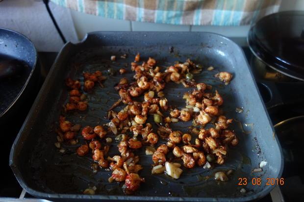 Flußkrebse als Abendessen; - Rezept - Bild Nr. 857