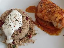 Hühnerbrust ''orientalisch'' mit Couscous - Rezept - Bild Nr. 264
