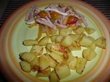 Mein Mann kocht : Lyonersalat + Krischtelcher. - Rezept - Bild Nr. 264