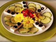 Sommersalat mit Essbaren Blüten & Dressing - Rezept - Bild Nr. 264