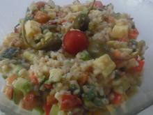"""""""Risotto""""-Salat - Rezept - Bild Nr. 264"""