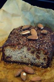 Rezept: Kuchen: Glutenfreies Mandel-Bananen-Brot
