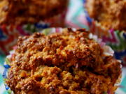 Gesunde Apfel-Karotten-Muffins - Rezept