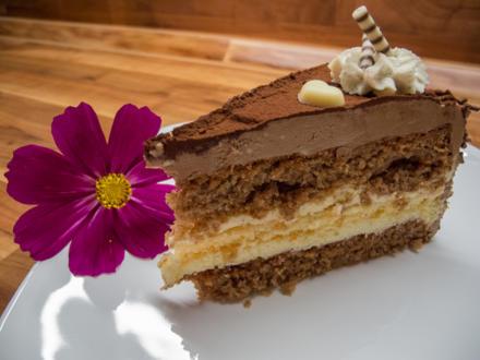 Kuchen: Castagnetta-Torte  - Rezept - Bild Nr. 532