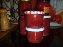 Himbeermarmelade mit Südseeflavour - Rezept