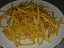 Pommes Frites - selbst gemacht - Rezept - Bild Nr. 4