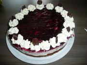 Holunder - Beeren - Torte mit Hugo Aroma ! - Rezept - Bild Nr. 293