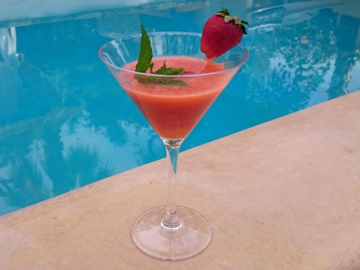 erdbeer daiquiri rezept mit bild kochbar de