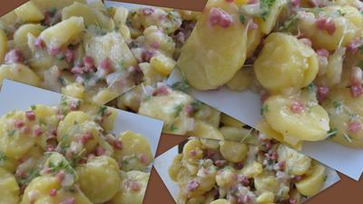 Bayrischer Kartoffelsalat - Rezept - Bild Nr. 295
