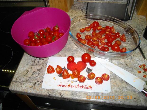 Tomatensalat mit Corizo - Rezept - Bild Nr. 296