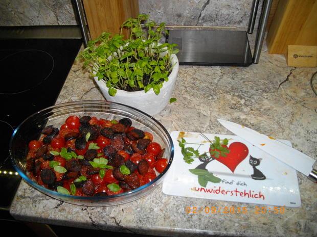 Tomatensalat mit Corizo - Rezept - Bild Nr. 298