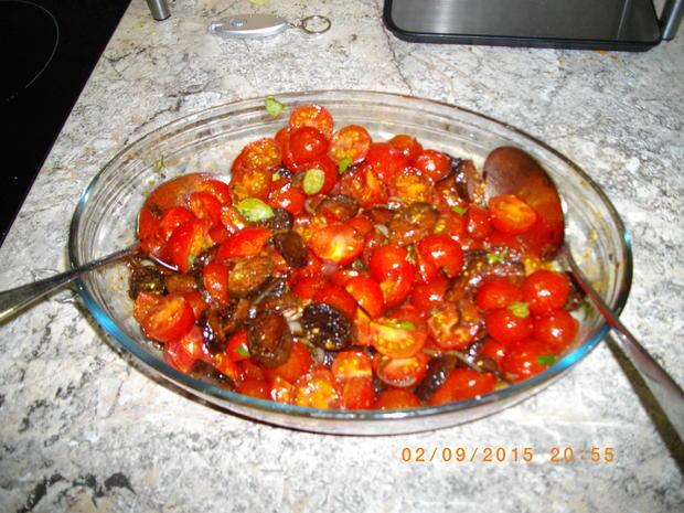 Tomatensalat mit Corizo - Rezept - Bild Nr. 299