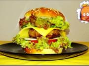 Hamburger Brötchen belegt nach Art des Hauses - Rezept - Bild Nr. 295