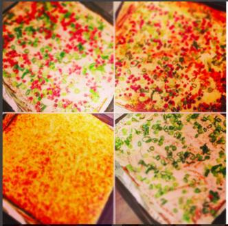 Flammkuchen ohne Mehl - Rezept - Bild Nr. 297