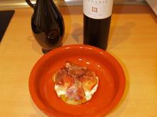 Ei mit Serrano-Schinken und Kartoffeln (Huevos Rotos) - Rezept - Bild Nr. 300