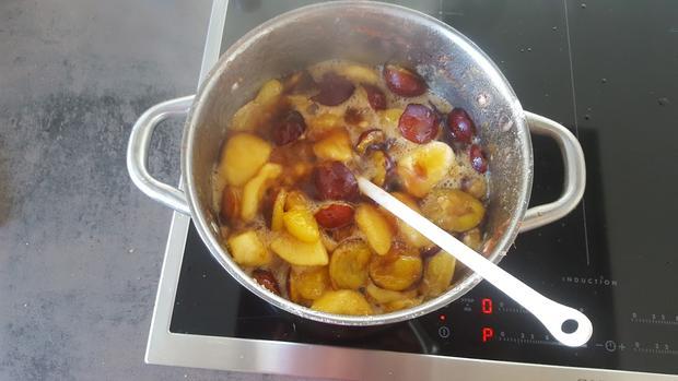 Donya's Pflaumen-Apfel-Orangen-Marmeladenzauber - Rezept - Bild Nr. 313