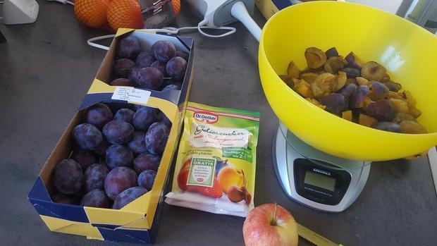 Donya's Pflaumen-Apfel-Orangen-Marmeladenzauber - Rezept - Bild Nr. 314