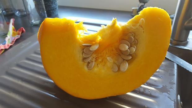 Bananen-Pflaumen-Kürbis-Orange-Apfel-Marmelade - Rezept - Bild Nr. 312