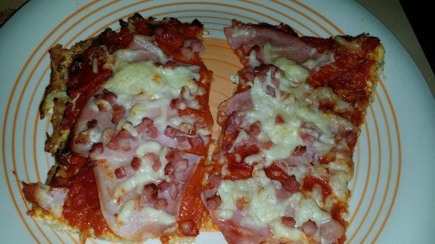 Blumenkohl pizza - Rezept - Bild Nr. 317