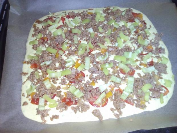Die andere Art Pizza - Rezept - Bild Nr. 326