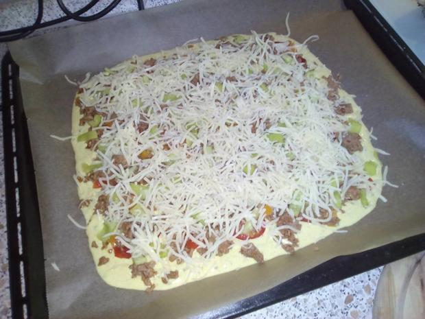 Die andere Art Pizza - Rezept - Bild Nr. 327