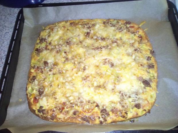 Die andere Art Pizza - Rezept - Bild Nr. 328