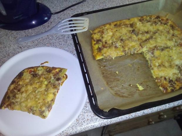 Die andere Art Pizza - Rezept - Bild Nr. 329