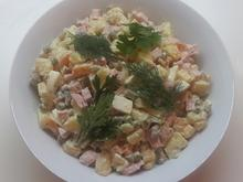 """Salat Olivier - Salat """"Stolitschnij"""" von Aleks Oma - Rezept - Bild Nr. 322"""