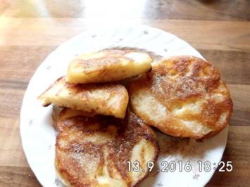 pancakes - Rezept